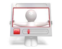 publicar tu blog en un vídeo