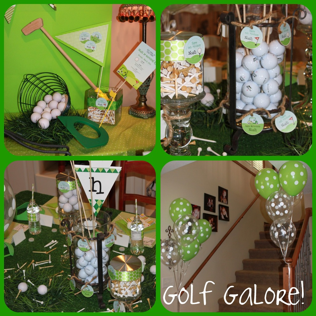 Golf Decorations For Birthday Cake For Women  myideasbedroom.com