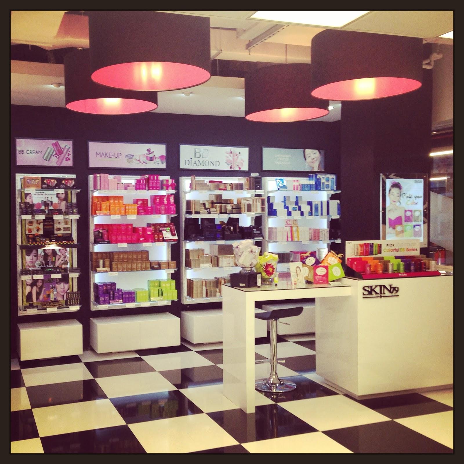 Conociendo la tienda de Skin79 en Madrid (Hermosilla, 82)