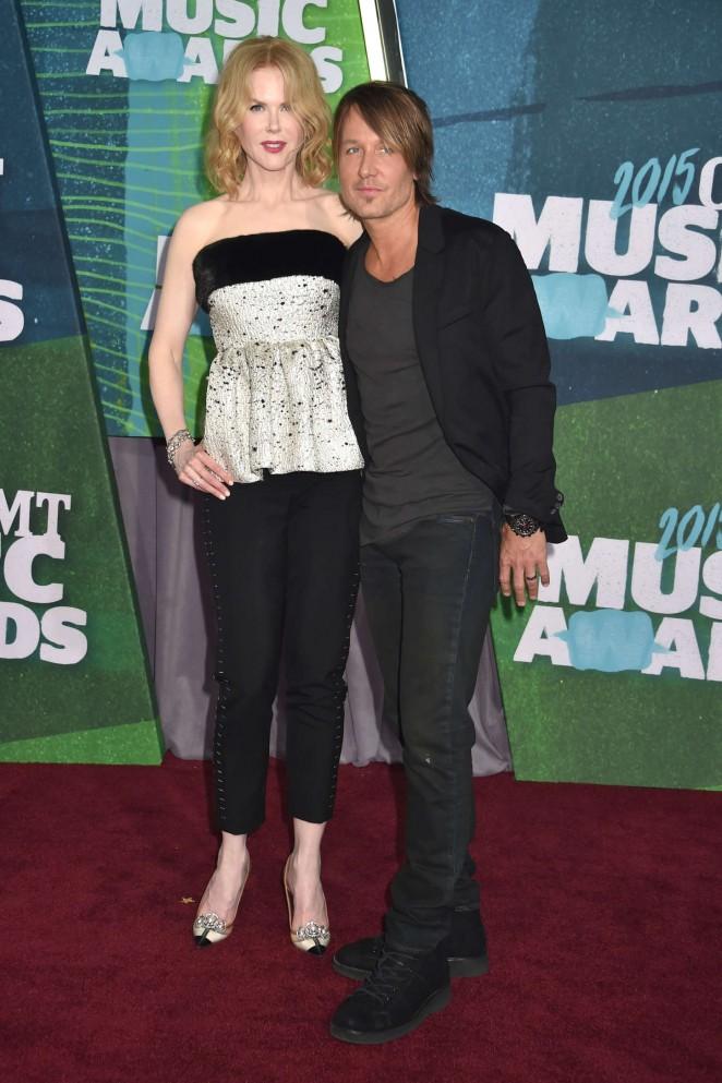 Nicole Kidman – 2015 CMT Music Awards in Nashville