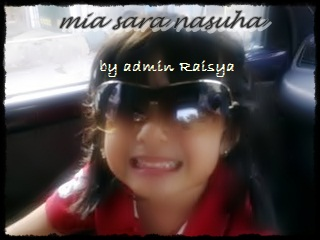 Mia Sara Nasuha