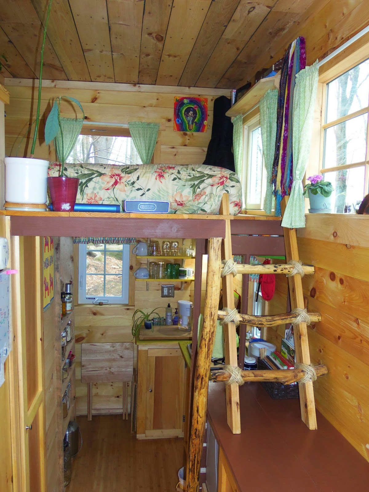 Another Tiny House Story Photo Tour
