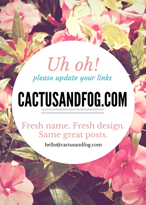 Rebranding the blog!