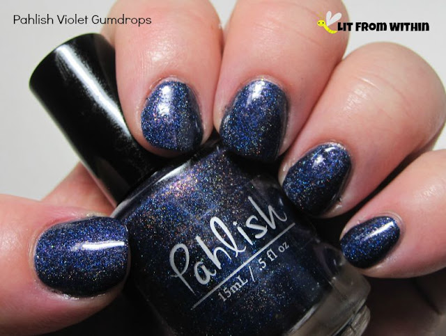 Pahlish Violet Gumdrops