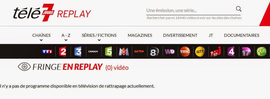 chaine tv 5 replay
