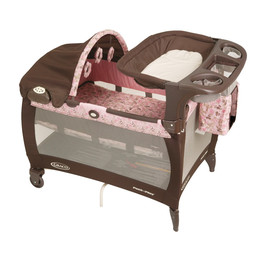 Bassinet Graco Pack N Play6