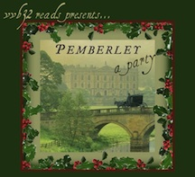 Party at Pemberley - a virtual book event