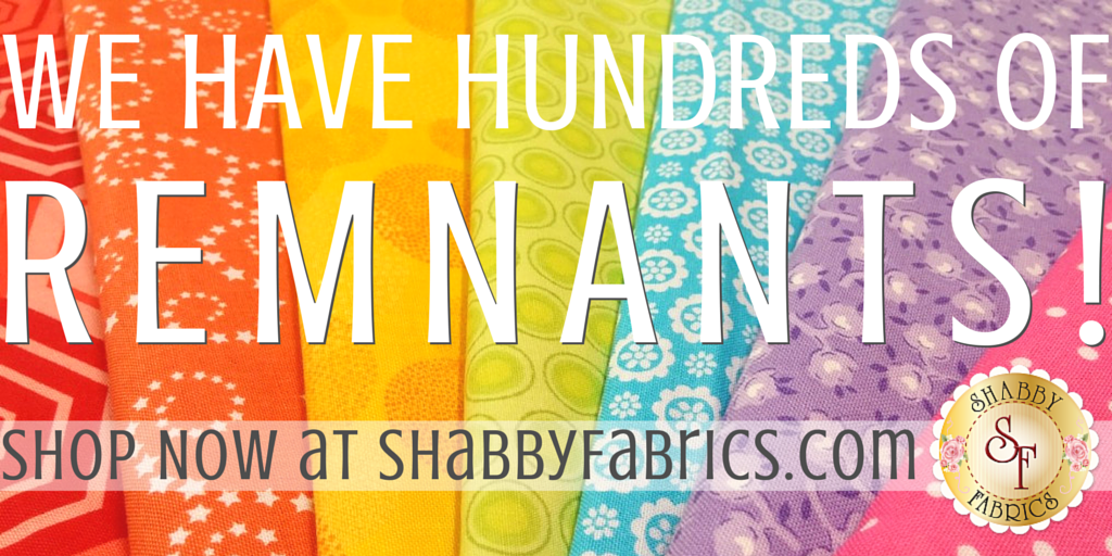 Shabby Fabrics | Fabric Remnants