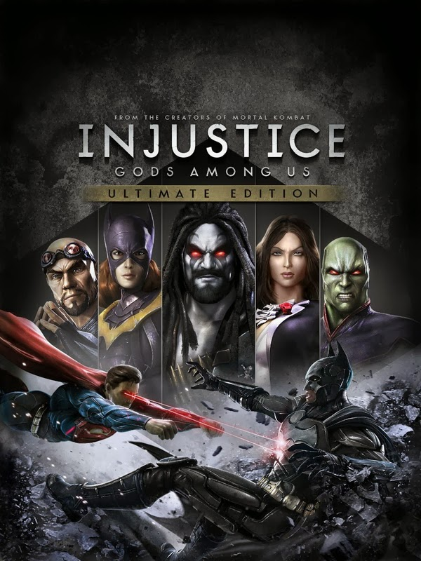 FSG: INJUSTICE GODS AMONG US ULTIMATE EDITION RELOADED ...