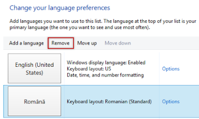 Install and Uninstall Keyboard Input Languages
