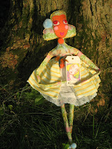 Flora.... a Book Girl doll