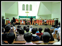 Magnificat Choir from Medan, Indonesia