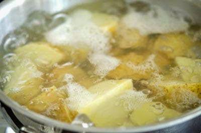 Fried Potato Cake (Bánh Khoai Tây Chiên).