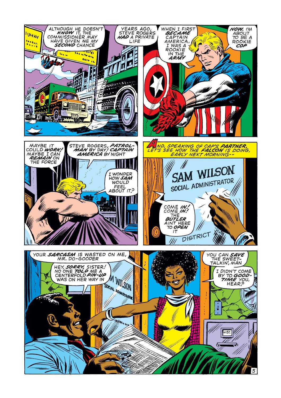 Captain America (1968) Issue #139 #53 - English 6