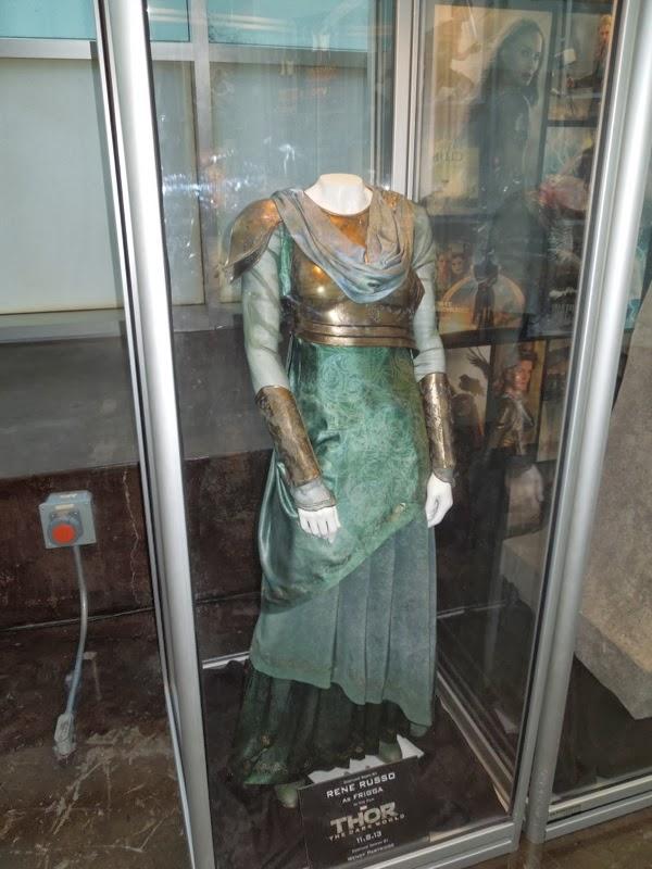Rene Russo Frigga costume Thor 2