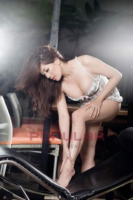Koleksi Foto Foto Sexy Artis Indonesia