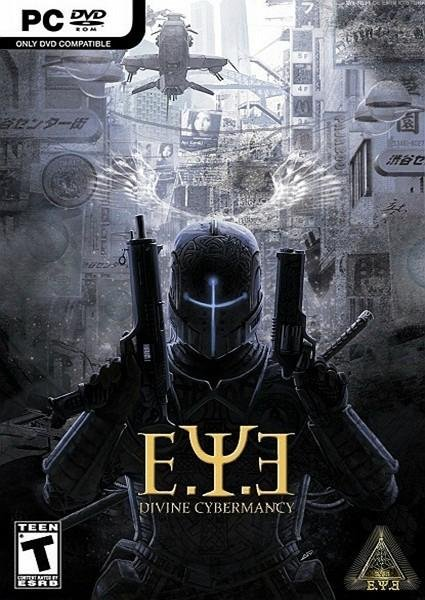 E.Y.E Divine Cybermancy PC Full ISO Descargar