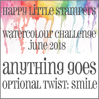 HLS June Watercolour Challenge