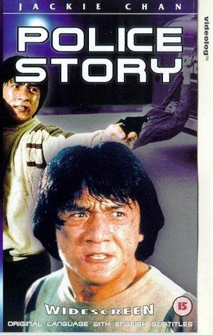 Poster of Police Story 1985 720p BluRay Dual Audio