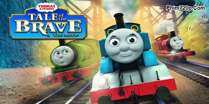 Thomas Và Những Người Bạn - Thomas & Friends: Tale of the Brave (2014) HD Vietsub