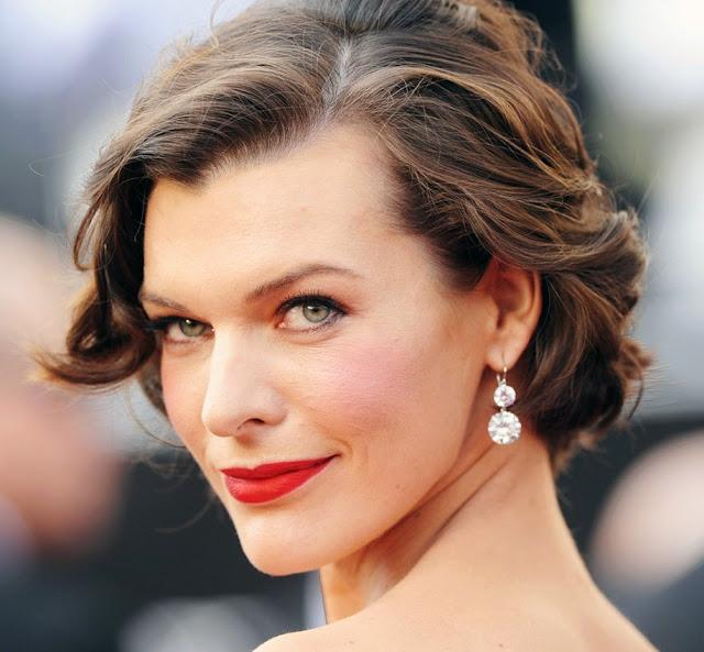 Make Milla Jovovich Oscar 2012