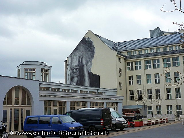 berlin, art, streetart, jr artist, wrinkles of city, graffiti, jr