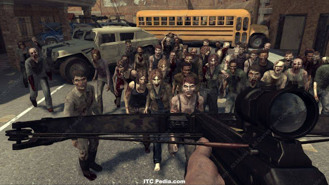 The Walking Dead Survival Instinct PS3 - DUPLEX