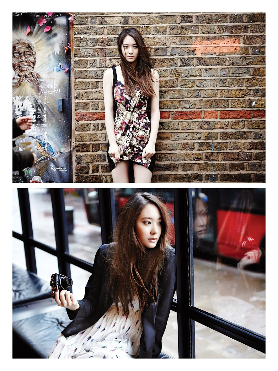 Girl group f(x)'s Krystal