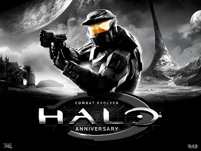 Halo Combat Evolved Anniversary HD Game Wallpaper