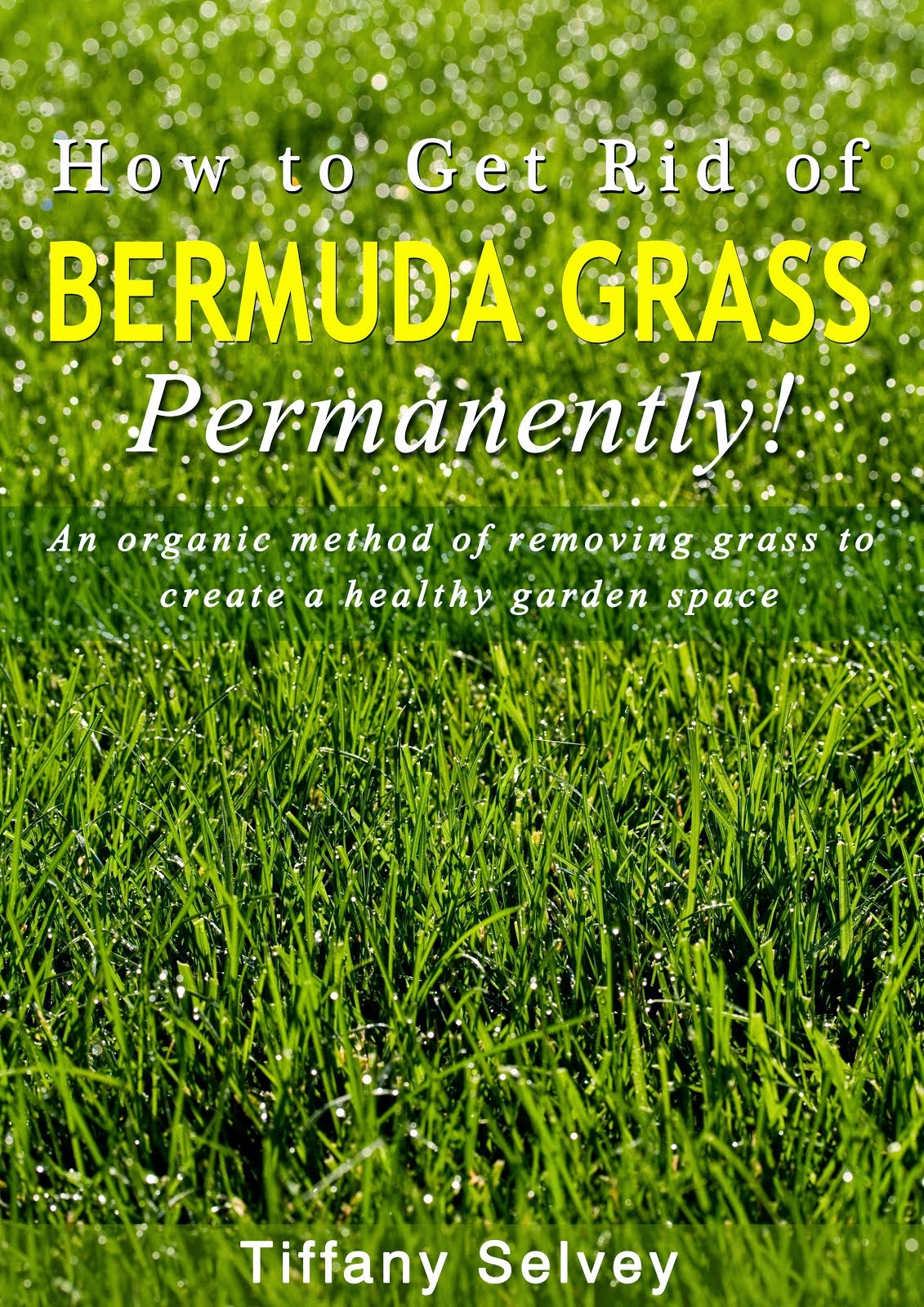 How to Get Rid of Bermuda Grass... Permantly!