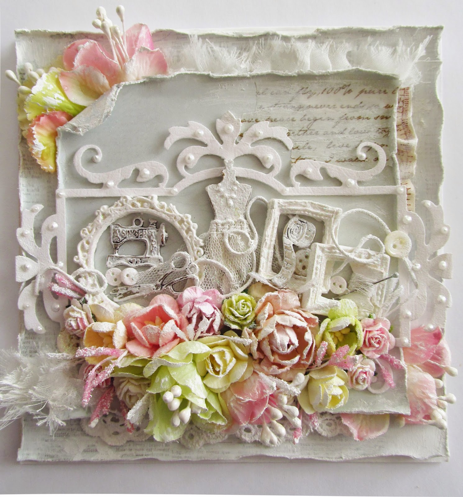 Фото скрап открытки красивые