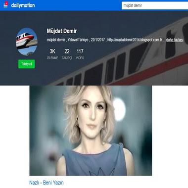 dailymotion com - mujdat-demir