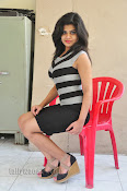 Alekhya Photos at Swiss Raja Press Meet-thumbnail-4