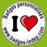 Créer ses badges personnalisés