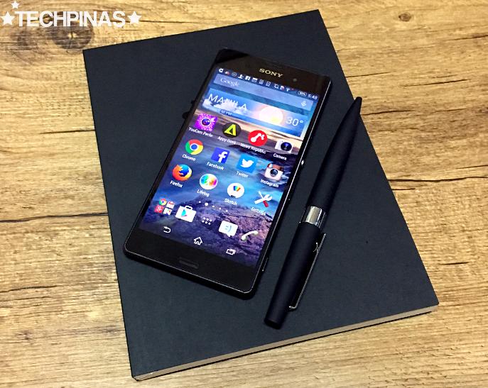 Sony Xperia Z3 Philippines