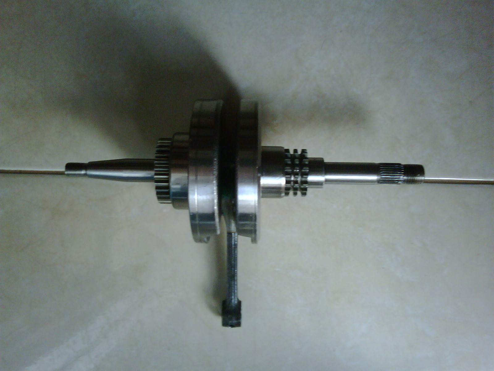 Honda Beat crankshaft set genuine title=