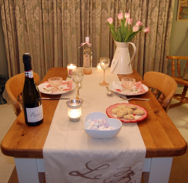 Romantic Table Setting For Two & romantic table setting for two u2013 Loris Decoration