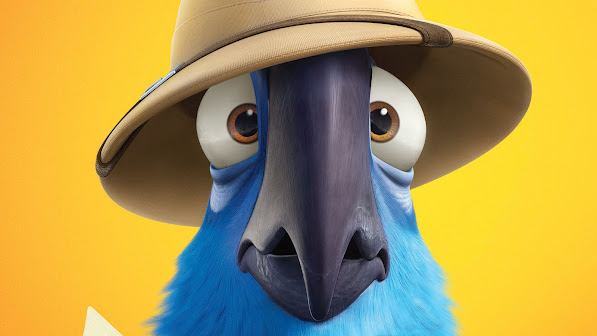 Rio 2 Movie Blu 9d
