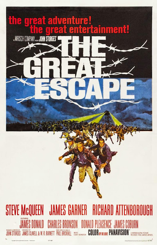 The Great Escape [1963] [BBRip] [Subtitulada]