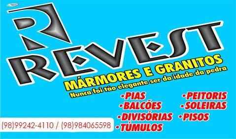 REVEST MÁRMORES E GRANITOS