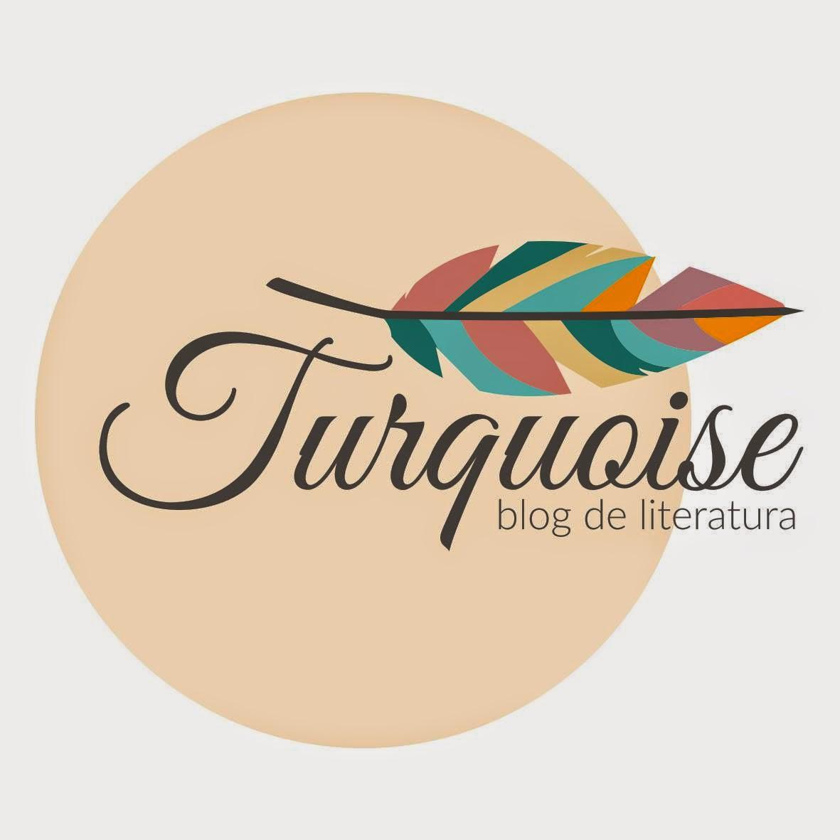 Ahijada "Anna Porcel y su blog "Turquoise"
