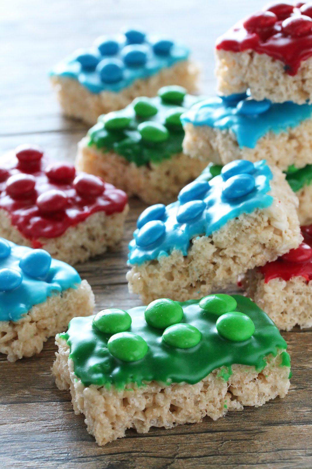 Cookies made with rice krispies recipe