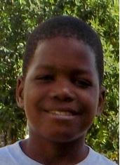 Enmanuel - Dominican Republic (DR-484), Age 10