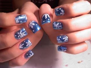 ideje-za-nokte-nokti-sa-pahuljicama