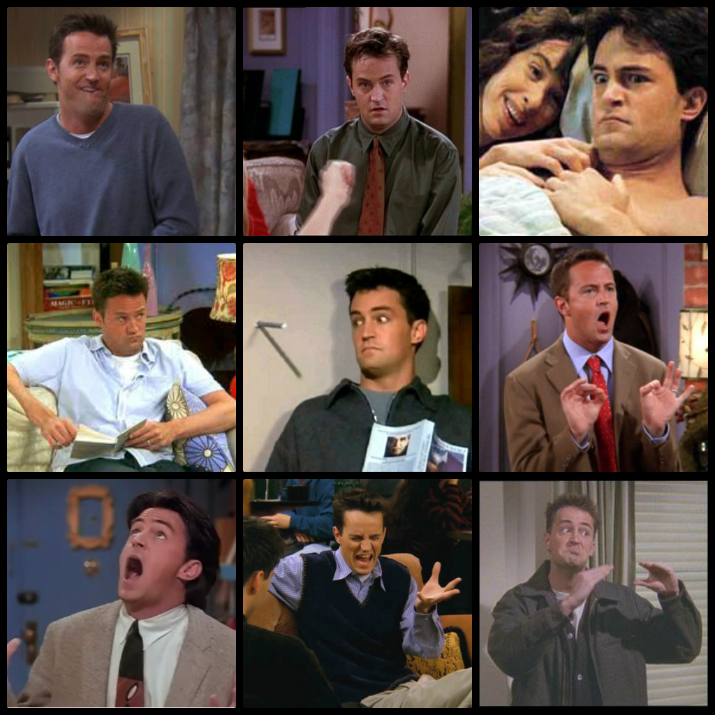 """an analysis of the character of chandler bing in the tv series friends Chandler bing  what chandler really is: pretty much the only actual character in  the entire cast of """"friends""""  i have a lot to say about just how much tv affects  our behavior even if we  if the show was anything close to realistic, she wouldn't  have any friends and  i think this analysis gives great insight to the real joey."""
