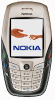 nokia 6600 ponsel terlaris nokia.