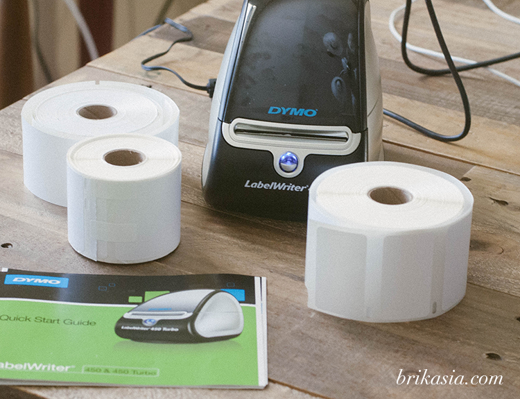 dymo labelwriter 450 review, how to organize a small business, makeup storage tips