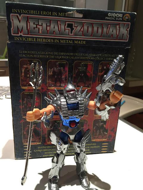 Metal Zodiak cloni cavalieri dello zodiaco