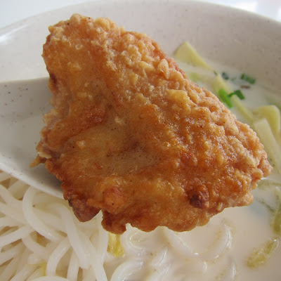 Fried Fish Soup