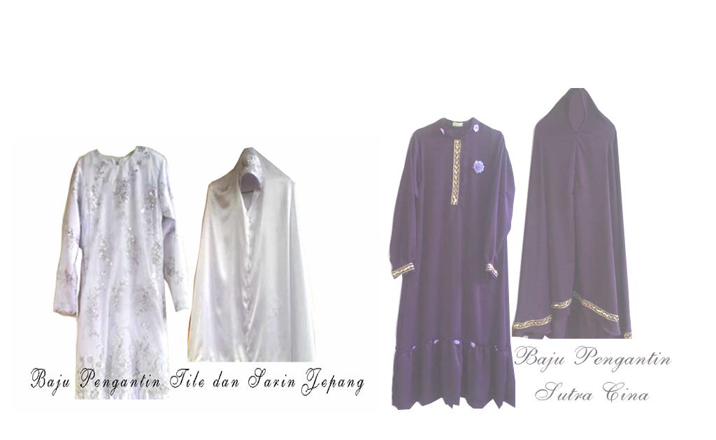 Busana Muslim Baju Pengantin